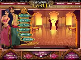 Only pleasant surprises await at Aladdin's Gold